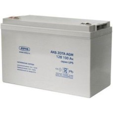 Аккумуляторная батарея Zota AGM 100-12