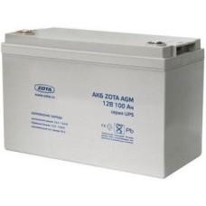 Аккумуляторная батарея Zota AGM 65-12