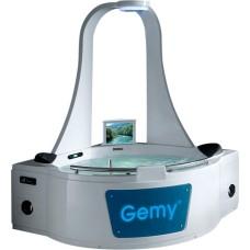 Акриловая ванна Gemy G9070 O