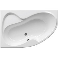 Акриловая ванна Ravak Rosa II 170x105 левая, C221000000