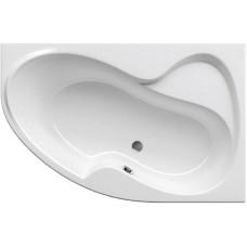 Акриловая ванна Ravak Rosa II 170x105 правая, C421000000