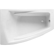 Акриловая ванна Roca Hall Angular 150x100 левая, ZRU9302864