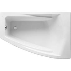 Акриловая ванна Roca Hall Angular 150x100 правая, ZRU9302865