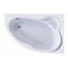 Акриловая ванна Roca Luna 170x115 правая, ZRU9302912