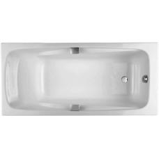 Чугунная ванна Jacob Delafon Repos 180x85 с ручками, E2903-00