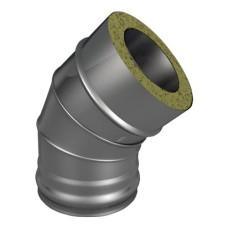 Отвод термо 45° Ø150/210, 0.5