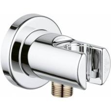 Подключение для душевого шланга Grohe Relexa с держателем, 28628000