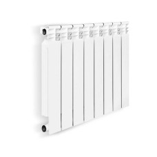 Радиатор биметаллический Oasis 500/100 1 секция