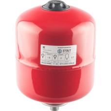 """Расширительный бак для отопление 8 л. ¾"""" Stout, STH-0004-000008"""