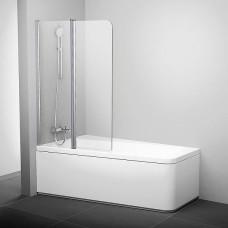 Штора для ванны Ravak 10° 10CVS2-100 L, 7QLA0C03Z1