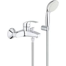 Смеситель Grohe Eurosmart New для ванны с душем, 3330220A