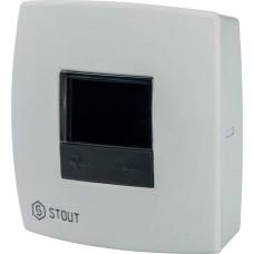Термостат комнатный электронный Belux Digital Stout, STE-0001-000002