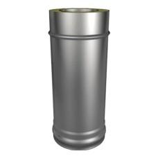 Труба термо Ø150/210 L1000, 0.5, оцинкованная