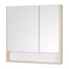 Зеркальный шкаф Акватон Сканди 90, 1A252302SDB20