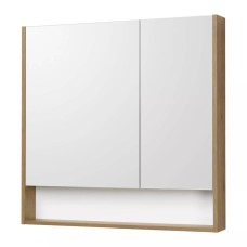 Зеркальный шкаф Акватон Сканди 90, 1A252302SDZ90