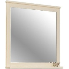 Зеркало Акватон Леон 80, дуб бежевый, 1A186402LBPR0
