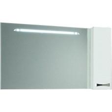 Зеркало-шкаф Акватон Диор 100, белый, 1A167902DR01R