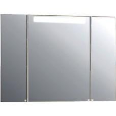 Зеркало-шкаф Акватон Мадрид 120 с подсветкой, 1A113402MA010