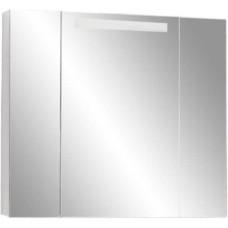 Зеркало-шкаф Акватон Мадрид 80 М с подсветкой, 1A175202MA010