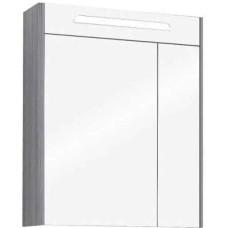 Зеркало-шкаф Акватон Сильва 60, дуб фьорд, 1A216202SIW60