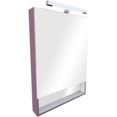 Зеркало-шкаф Roca Gap 70, фиолетовый, ZRU9302752