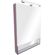 Зеркало-шкаф Roca Gap 80, фиолетовый, ZRU9302753